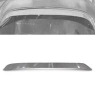 Acabamento Pestana do Vidro Traseiro - Fusca 1959 a 1996 - em Aço Inox