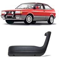 Apoio de Braço Puxador da Porta Gol Parati Saveiro Voyage GL 1988 a 1995 Cinza Escuro Lado Esquerdo (Motorista)