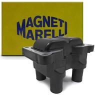 Bobina de Ignição Astra 1999 a 2011 Vectra 1997 a 2011 Zafira 2004 a 2012 - Magneti Marelli