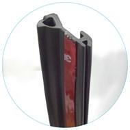 Borracha Superior da Porta S10 1995 a 2011 Cabine Simples e Estendida