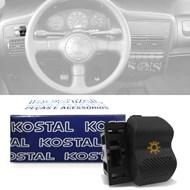 Botão Chave de Luz Gol Parati Saveiro G2 Bola 1995 a 1999 Special 1999 a 2005 - Kostal 3109035
