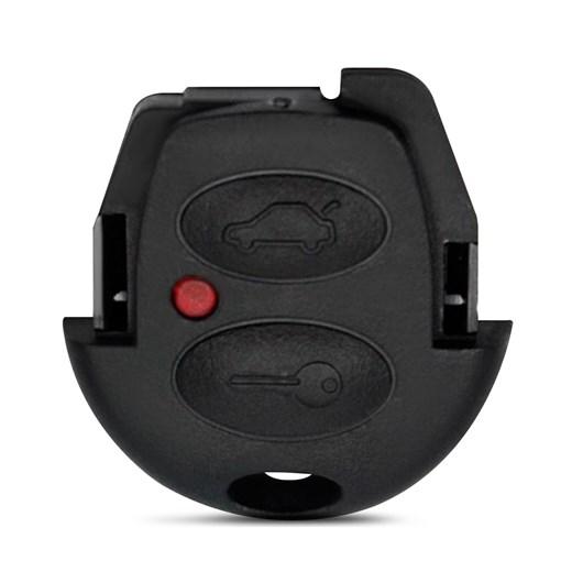 Botão do Controle do Alarme Telecomando Gol Parati Saveiro G4 Fox Crossfox Spacefox