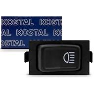 Botão do Farol de Milha Gol Voyage Parati Saveiro CL 1000 1987 a 1994 - Kostal 3813777