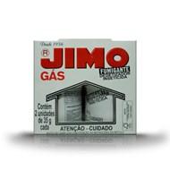 Caixa Jimo Gás Fumigante Dedetizador Inseticida Com 2 Unidades de 35g