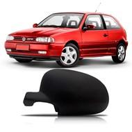 Capa do Retrovisor Gol Parati Saveiro G2 Bola 1995 a 1999 Lado Esquerdo (Motorista)
