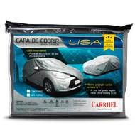 Capa para Cobrir Veículos - com Proteção Impermeável e Forro Interno - Tamanho M