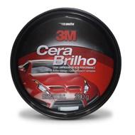 Cera de Carnaúba Brilho Intenso 3M Polimento Automotivo 200g