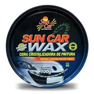 Cera de Carnauba Cristalizadora de Pintura - SunCar Wax
