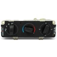 Conjunto Botão Comando do Ar Condicionado Ford Cargo 2012 a 2019 Original