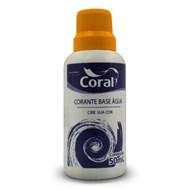 Corante PVA a Base D'Água Coral - Frasco 50ml