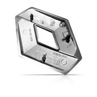 Emblema RENAULT Porta Malas - Clio Logan Sandero Duster Fluence