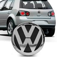 Emblema VW do Porta Malas Gol Voyage G5 G6 2008 a 2016 Golf 2007 a 2013 Polo Hatch 2003 a 2014 Fox 2004 a 2010
