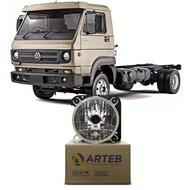 Farol Caminhão VW Delivery 2006 a 2016 Arteb Lado Esquerdo (Motorista)