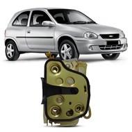 Fechadura da Porta Dianteira Corsa 1994 a 2001 Classic 2000 a 2009 Mecânica Lado Direito (Passageiro)