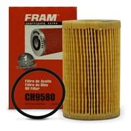 Filtro de Óleo do Motor Fram CH9580 - Renault Clio 2001 a 2012 Kangoo Twingo 2000 a 2005 Motor 1.0