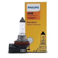 Lâmpada H16 Standard 12V 19W - Philips