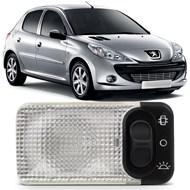Lanterna Luz de Teto Citroen C3 2002 a 2012 Peugeot 206 207 307 1999 a 2012