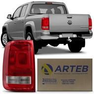 Lanterna Traseira Amarok 2010 a 2019 com Circuito Arteb Lado Esquerdo (Motorista)