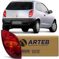 Lanterna Traseira Celta 2000 2001 2002 2003 2004 2005 2006 Arteb Lado Esquerdo (Motorista)