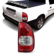 Lanterna Traseira Corsa Hatch 2000 a 2002 04 Portas Pick-up 2000 a 2002 Lado Direito (Passageiro)