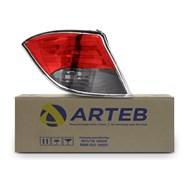 Lanterna Traseira Prisma 2013 a 2016 Fumê Arteb Lado Esquerdo (Motorista)