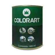 Lata de Tinta Colorart Alta Temperatura Preto Semi-Brilho 900ml