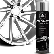 Lata Spray Envelopamento Líquido - Colorart - Cromado 500ml