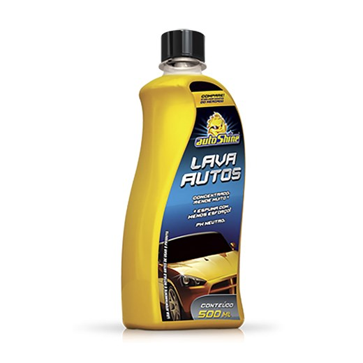 Lava Auto Autoshine Shampoo Neutro Automotivo 500ml