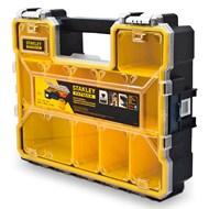 Maleta Caixa Organizadora Fatmax Impermeável Stanley FMST14820 10 Compartimentos
