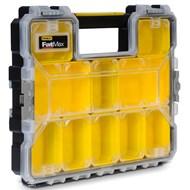 Maleta Caixa Organizadora Raso Fatmax Impermeável Stanley FMST14920 10 Compartimentos