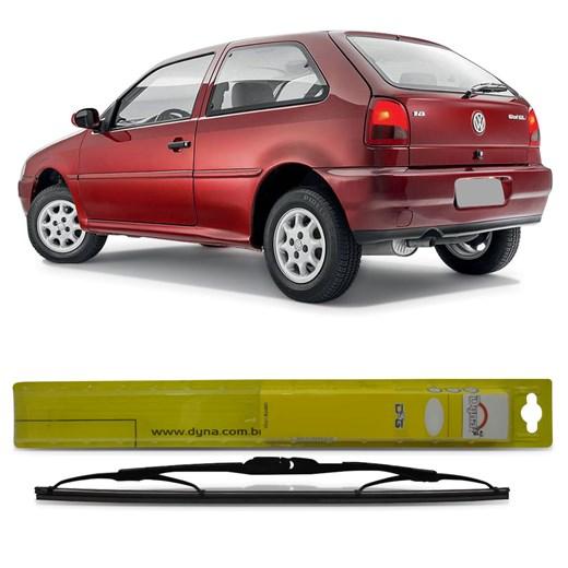 Palheta do Limpador Vidro Traseiro - Gol G2 Bola Astra Corsa Kadett Ka - Dyna