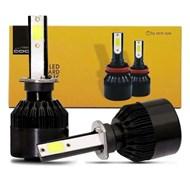 Par Lâmpada Super LED TechOne Code Standard Bivolt - Encaixe H1 6000k