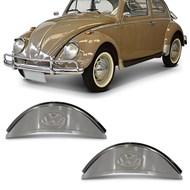 Par Pestana do Farol - Fusca 1959 a 1996 - com Logo VW
