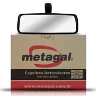 Retrovisor Int Ecosport 03/12 Courier 97/09 Prismatico