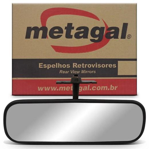 Retrovisor Interno Uno Prêmio Elba 1985 a 1990 Tempra 1992 a 1993 Metagal