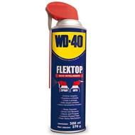 Spray Desengripante Flextop WD-40 com Bico Inteligente 500ml