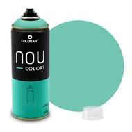 Tinta Spray Colorart Nou Colors para Grafiteiros - 400ml - Verde Nou